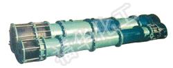 降膜蒸发结晶器的原理